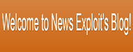 News Exploits Blog